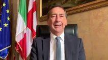 """Sala: """"Coprifuoco a Milano, smart working al 50 per cento in Comune"""""""