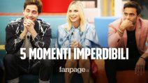 Grande Fratello Vip: i 5 momenti imperdibili dell'undicesima puntata del reality