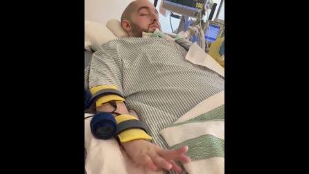"""Dopo 15 anni in coma il """"principe dormiente"""" ha mosso una mano"""