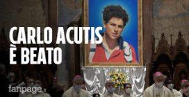 """Carlo Acutis è beato, la gioia dei fedeli: """"Grande esempio per i giovani"""""""