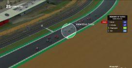 Motogp: Valentino Rossi, il video della caduta nel GP di Le Mans