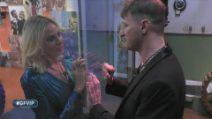 Stefania Orlando incontra il marito Simone Gianlorenzi