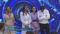 GF Vip, Massimiliano e Guenda scelgono Elisabetta e Adua da portare nel Cucurio