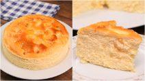 Cheesecake cremoso de abacaxi: um doce diferente e com um sabor único!