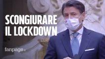 """Emergenza Covid, Conte: """"Serve prudenza, ma non manderemo polizia nelle case"""""""