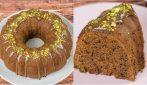Ciambella al cioccolato: il trucchetto per farla umida e soffice!