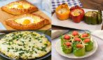 4 delicious recipe ideas for a different dinner than usual!