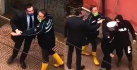 Avellino, aggredito in strada il sindaco Festa