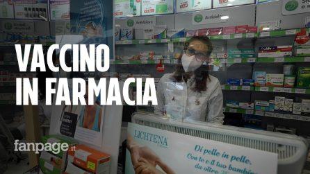 Vaccino antinfluenzale in arrivo nel Lazio: i farmacisti spiegano come si potrà acquistare