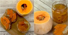 Pickled pumpkin: a super delicious side dish to make at home!