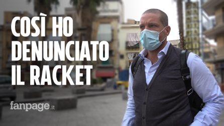 """Giuseppe Piraino, l'imprenditore coraggioso: """"Così ho filmato il mafioso che mi chiedeva il pizzo"""""""