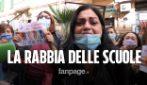 """Covid, Vincenzo De Luca chiude le scuole e scoppia la protesta: """"Ci avete tolto la dignità"""""""
