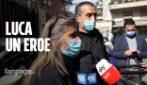 """Omicidio Sacchi, i genitori: """"Nostro figlio un eroe, ha protetto Anastasiya fino all'ultimo"""""""