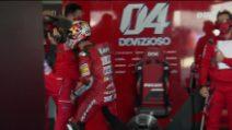MotoGP, Dovizioso resta fuori dal Q2, duro sfogo al ritorno al box
