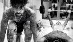 Fabrizio Corona, le storie Instagram con il figlio Carlos mentre è in isolamento per Covid