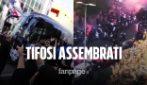 """Tifosi di Inter e Milan assembrati, virologo Pregliasco: """"Una sciocchezza e un rischio inutile"""""""