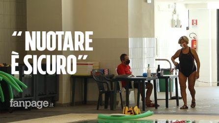 """""""Nuotare è sicuro, non chiudere indistintamente"""", la denuncia del dt della pallanuoto Fabio Conti"""