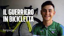 """Andrea Montoli, il guerriero in bici: """"Tre anni fa facevo la chemio, ora sono campione italiano"""""""