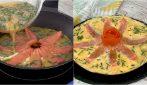 Tomato omelette: the most unique idea you've ever seen!