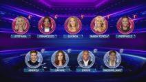 GFVip, Elisabetta, Stefania, Francesco, Guenda, Maria Teresa e Pierpaolo in Nomination