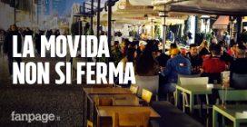 """Milano, nonostante il coprifuoco la movida continua: """"Usciamo prima, ma non rinunciamo a bere"""""""
