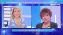"""Domenica Live - Orietta Berti: """"Ecco perché sono diventata cantante"""""""