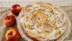 Apple cake, the fastest recipe you'll ever try
