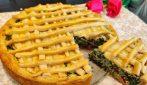 Crostata salata con ricotta e spinaci: la ricetta rustica che amerete