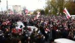 Bielorussia, primo giorno sciopero nazionale: centinaia di fermi