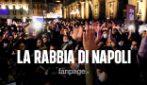 """Proteste Covid, a Napoli migliaia di persone in piazza: """"Fateci riaprire"""""""