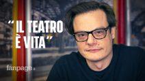 """Lino Musella racconta Eduardo De Filippo: """"L'ultima replica prima della chiusura dei teatri"""""""