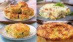 4 Savory cakes that will conquer the whole family!