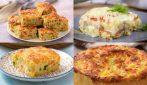 4 Torte salate che conquisteranno tutta la famiglia!
