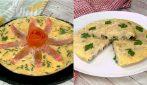 3 Idee sfiziose per preparare delle frittate incredibili!