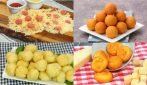 Se vuoi preparare un aperitivo sfizioso non possono mancare queste ricette!