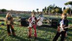 """I Maneskin cantano Vent'anni"""" al Parco Archeologico del Colosseo"""
