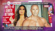 Tra Elisabetta Gregoraci e Stefano Bettarini c'è stato un flirt a Buona Domenica nel 2007?