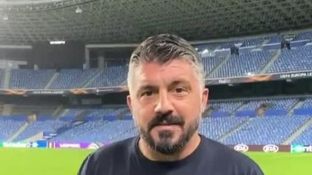 """""""Ti voglio bene, hai regalato emozioni uniche"""": gli auguri di Gattuso a Maradona"""