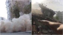 Terremoto di magnitudo 7 scuote Grecia e Turchia: le immagini dei crolli e del mini-tsunami
