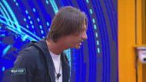 "Grande Fratello VIP - Stefania Orlando a Francesco Oppini: ""Sei pesante"""