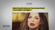 Grande Fratello VIP - Il post di Alba Parietti contro Tommaso Zorzi