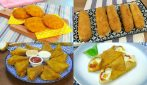 4 delicious recipes that you can prepare with bread rolls!