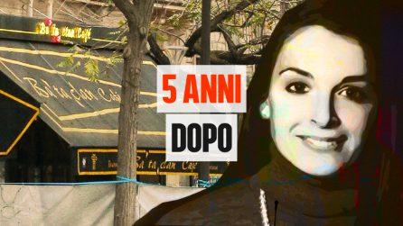 Sono passati 5 anni dall'attentato al Bataclan dove perse la vita la nostra Valeria Solesin