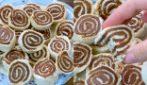 Girelle con crema di nocciole: la merenda pronta con soli 2 ingredienti!