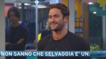 """Grande Fratello VIP - Pierpaolo Pretelli: """"Mai baci con Selvaggia Roma"""""""
