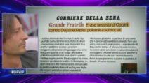 """GFVip, Francesco Oppini si pente: """"Ho fatto schifo"""""""