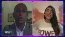 GFVip, Giulia Salemi e Stefano Bettarini annunciano il loro ingresso