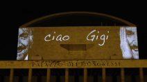 """""""Ciao Gigi"""", all'Eur l'omaggio a Proietti con una videoproiezione"""