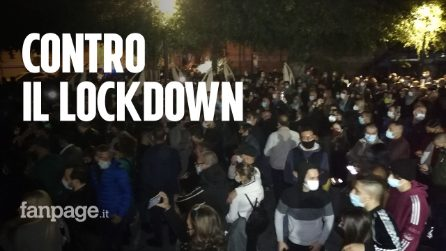 """Calabria, proteste contro lockdown: """"La sanità se la sono mangiata"""""""