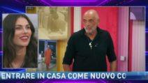 Grande Fratello VIP - Lo scherzo a Paolo Brosio